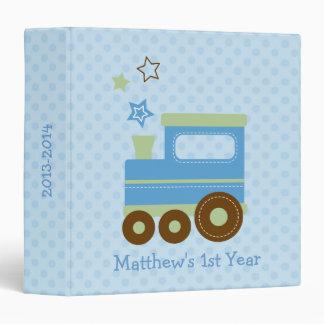 Carpeta de la foto del libro de recuerdos del bebé