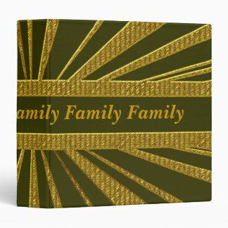 Carpeta de la genealogía