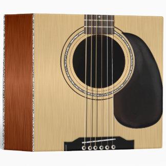 Carpeta de la guitarra