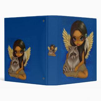 Carpeta de la hada del ángel del nativo americano