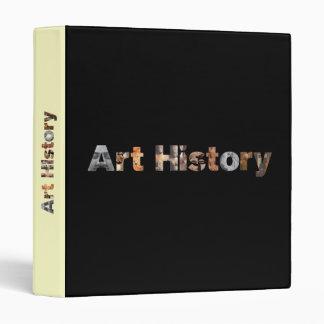 Carpeta de la historia de arte