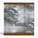 Carpeta de la ilusión de la teja del árbol