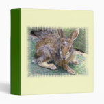 Carpeta de la imagen del conejo