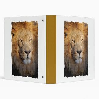 Carpeta de la imagen del león