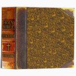 Carpeta de la investigación de la biblia
