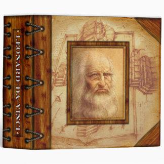 Carpeta de la investigación de Leonardo da Vinci