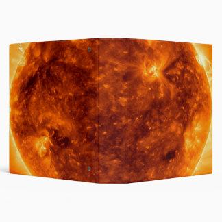 Carpeta de la llamarada solar
