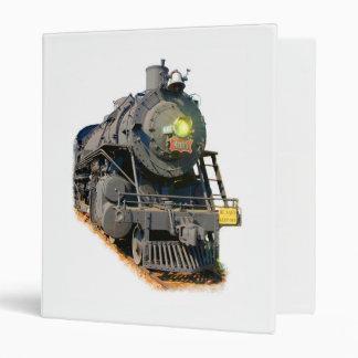 Carpeta de la locomotora de vapor