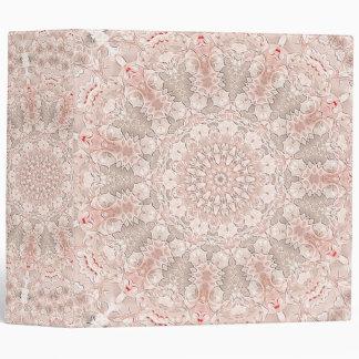 Carpeta de la mandala V del resplandor del flor (s
