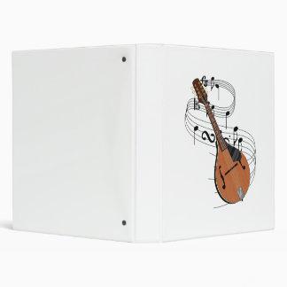 Carpeta de la mandolina