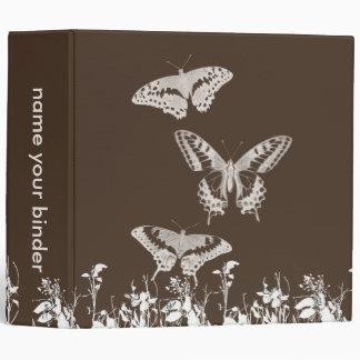 Carpeta de la mariposa