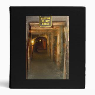 Carpeta de la mina de oro