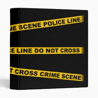 Carpeta de la policía