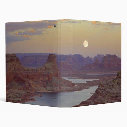 Carpeta de la puesta del sol del Gran Cañón