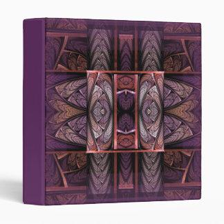 Carpeta de la púrpura del mac de Rennie
