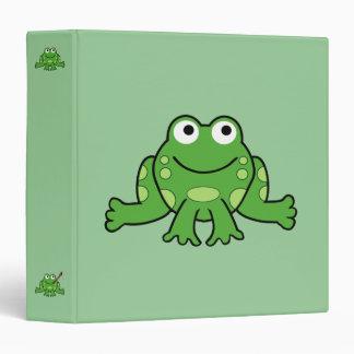 Carpeta de la rana