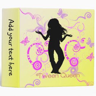 Carpeta de la reina del tween