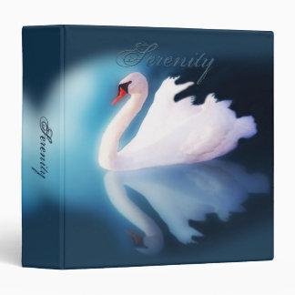 Carpeta de la serenidad del cisne