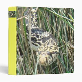 Carpeta de la serpiente de R0004 Bull