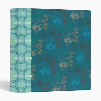 Carpeta de la tela escocesa de la seta