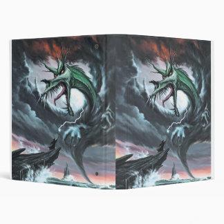 Carpeta de la tormenta del dragón