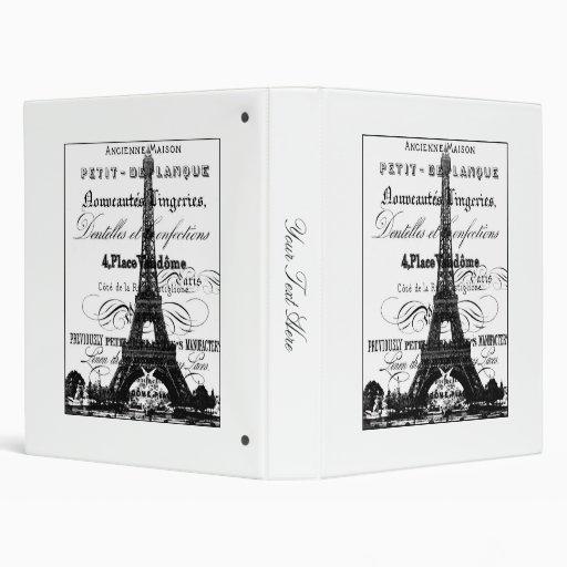 Carpeta de la torre de Paris_Eiffel