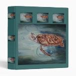 Carpeta de la tortuga de mar verde