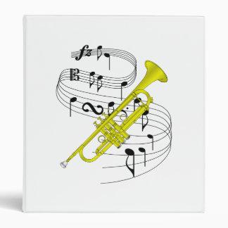 Carpeta de la trompeta