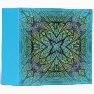 Carpeta de la turquesa de Chanteuse V del La
