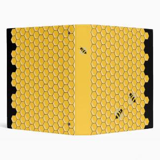 Carpeta de las abejas y del panal