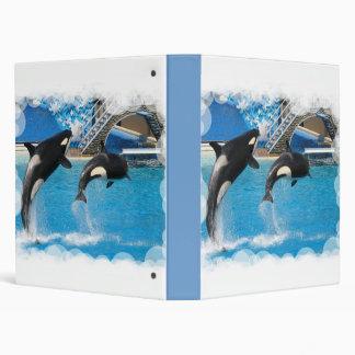 Carpeta de las ballenas de la orca