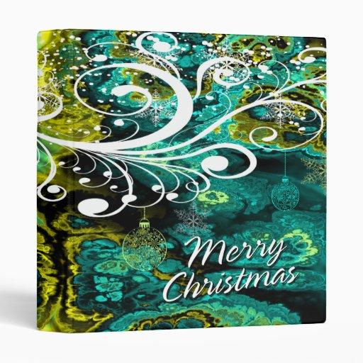 Carpeta de las Felices Navidad 8