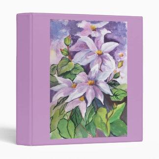 carpeta de las flores