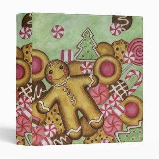 Carpeta de las galletas carpeta 2,5 cm