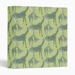 Carpeta de las jirafas