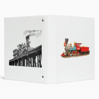 Carpeta de las locomotoras