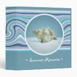Carpeta de las memorias del verano