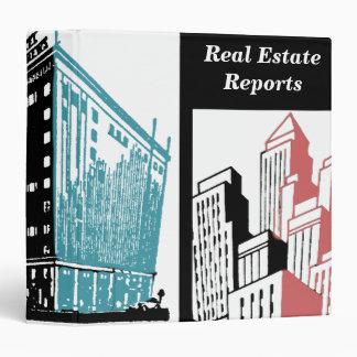 Carpeta de las propiedades inmobiliarias