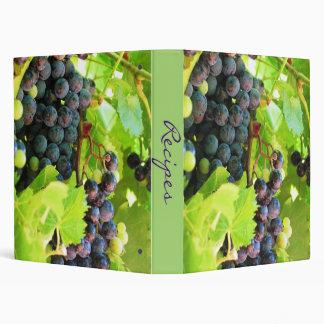 Carpeta de las uvas