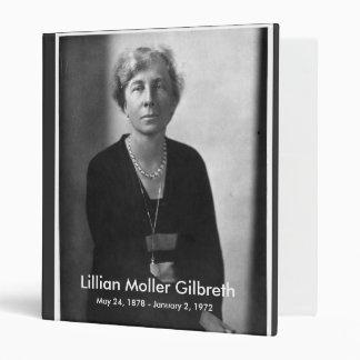 Carpeta de Lillian Moller Gilbreth