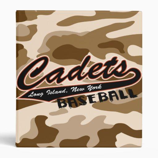 Carpeta de los cadetes