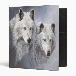 Carpeta de los compinches de la nieve del lobo