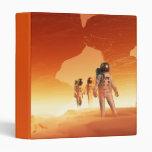 Carpeta de los exploradores de Marte