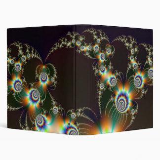 Carpeta de los fuegos artificiales del fractal