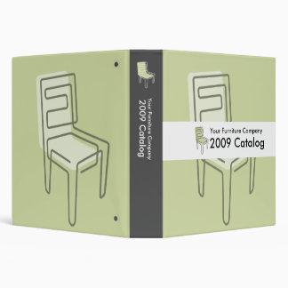 Carpeta de los muebles
