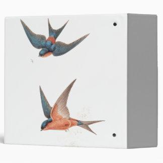 Carpeta de los pájaros de Gould