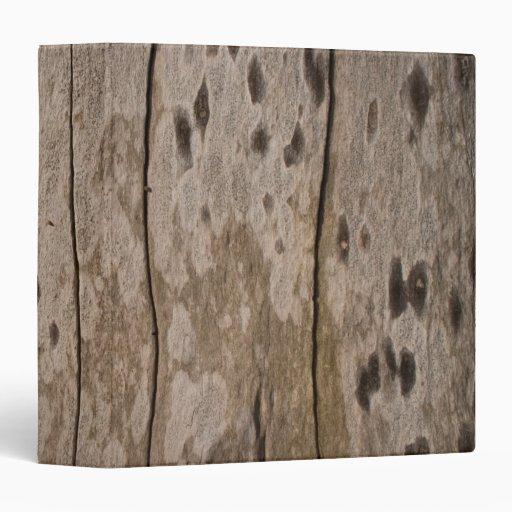 Carpeta de madera