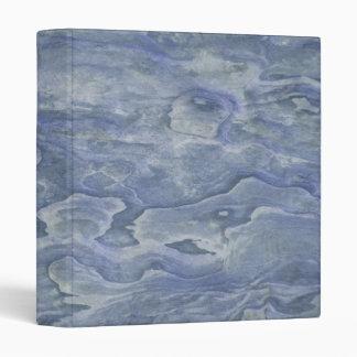 Carpeta de mármol azul