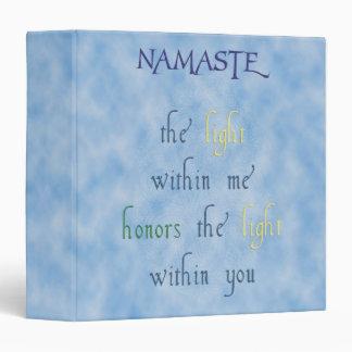 Carpeta de Namaste