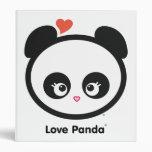 Carpeta de Panda® Avery del amor
